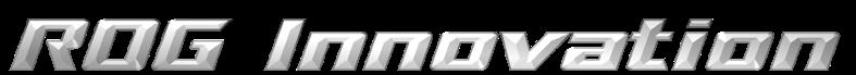 ROG Innovation Logo