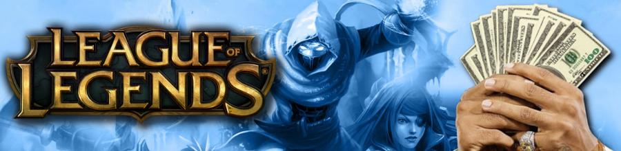 Mit League of Legends Geld verdienen