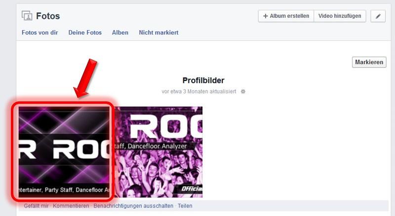 Profilbild verlieren facebook ohne likes zu Facebook titelbild