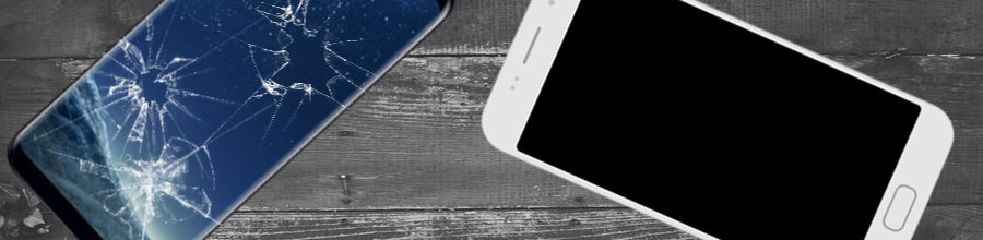 Smartphonebildschirm defekt Samsung Android Smartphone - Daten retten