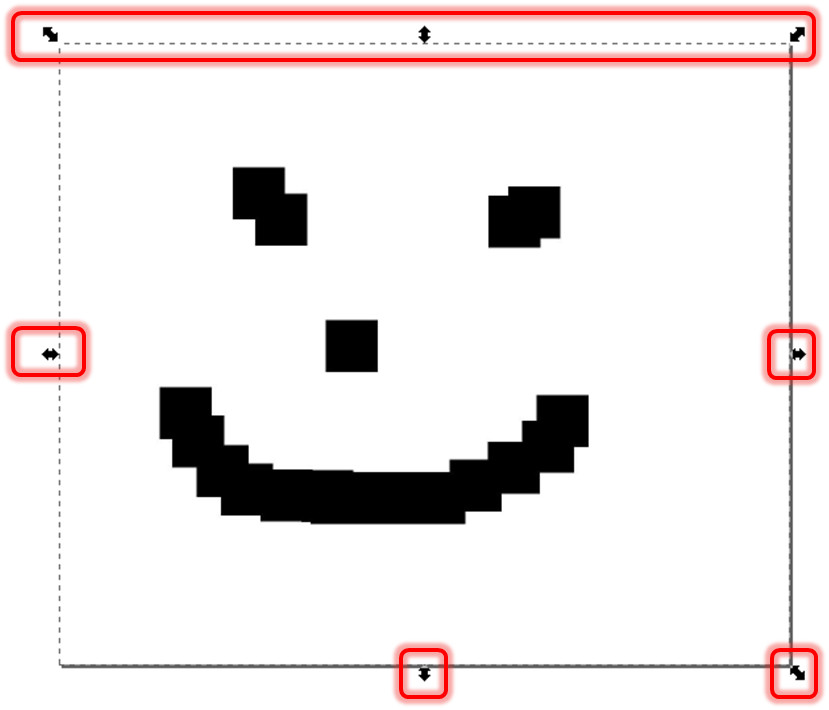 Bild (Pixelgrafik) vektorisieren