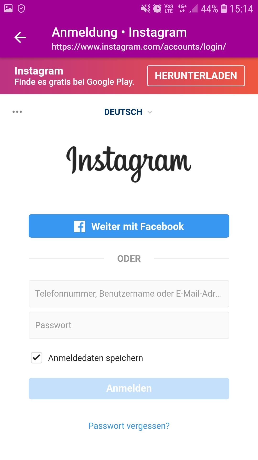 Instagram Nicht-Zurückfolger sehen